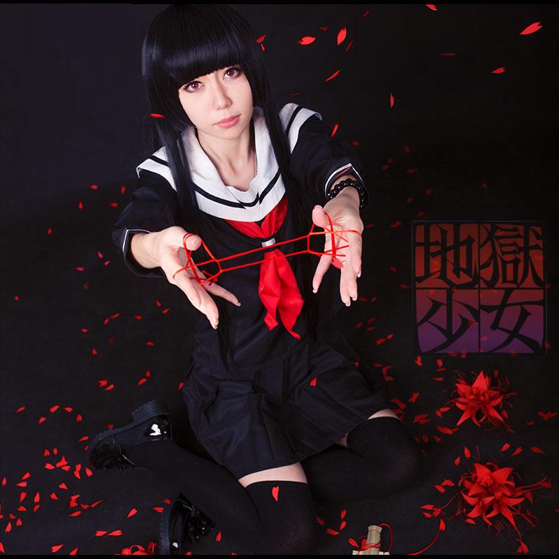 """Японская школьная форма """"Hell Girl"""""""