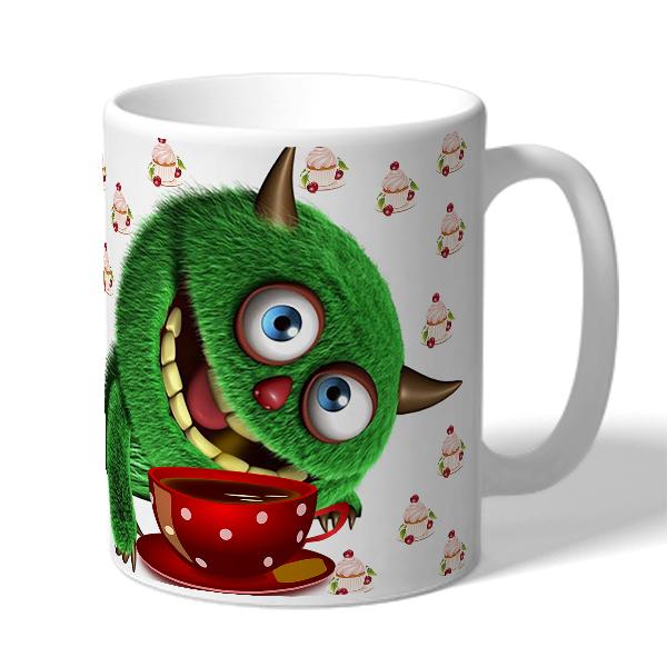 """Кружка """"Если я не выпью чая - За себя не отвечаю"""""""
