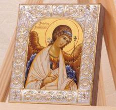 Икона Ангел Хранитель (9х10,5см)