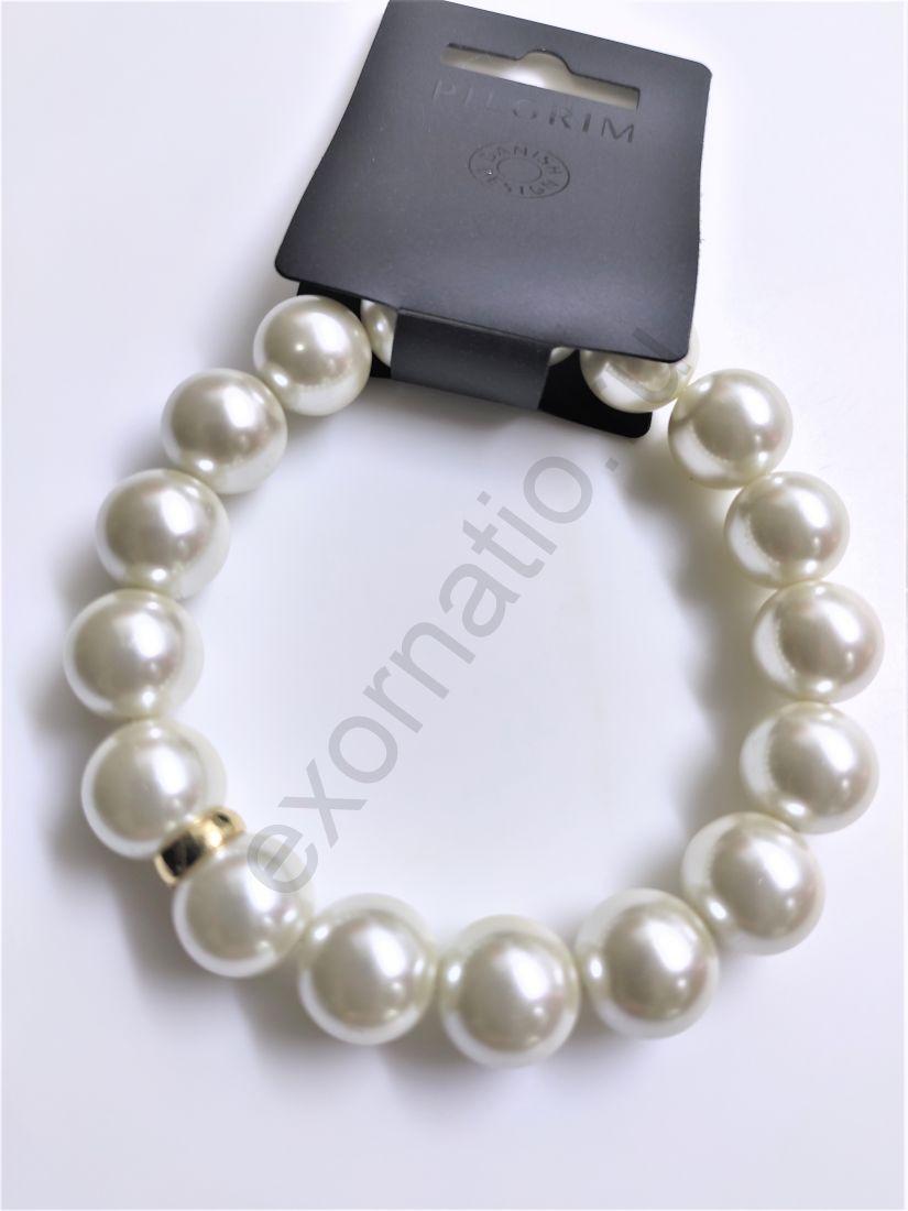 Браслет PILGRIM 291442032. Коллекция Pearl