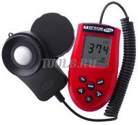 МЕГЕОН 21170 Измеритель освещенности с функцией записи фото