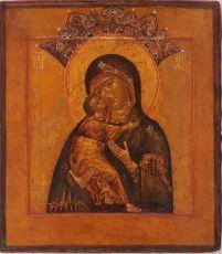 Икона Божией Матери Волоколамская