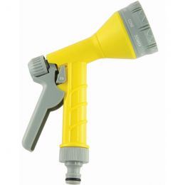 Пистолет-разбрызгиватель пластиковый 8 режимов FEONA