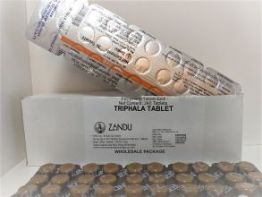 Трифала в таблетках, TRIPHALA TABLET, ZANDU 30 таб.