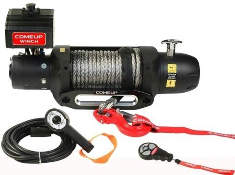 Лебедка автомобильная электрическая COMEUP Seal Gen2 12.5rs 12v (EAC)