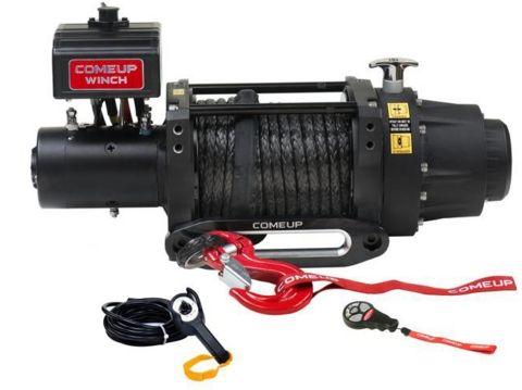 Лебедка автомобильная электрическая COMEUP Seal Gen2 16.5rs 12V (EAC)