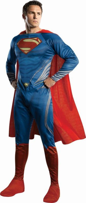 Атласный костюм Супермена