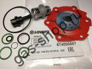 Ремкомплект редуктора LOVATO RGJ (RGJ-3,  RGJ-3.2) - cod 674000587