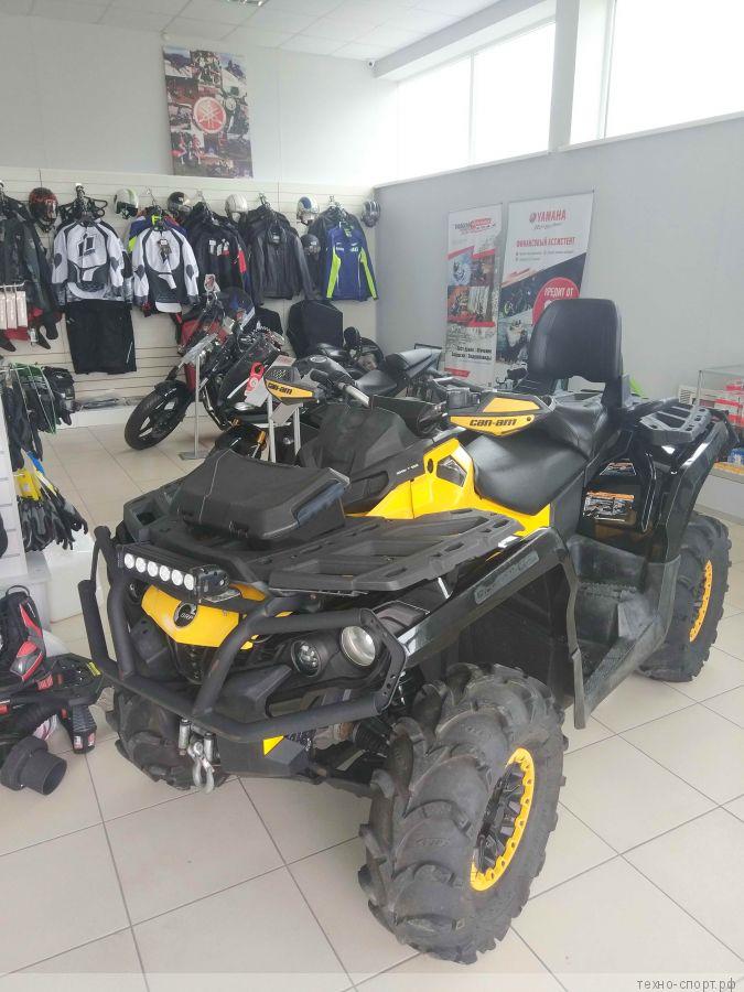 Квадроцикл BRP Outlander MAX1000EFI в Краснодаре