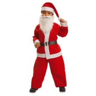 Детский костюм Санта Клауса для мальчиков (Возраст 6-9 лет)