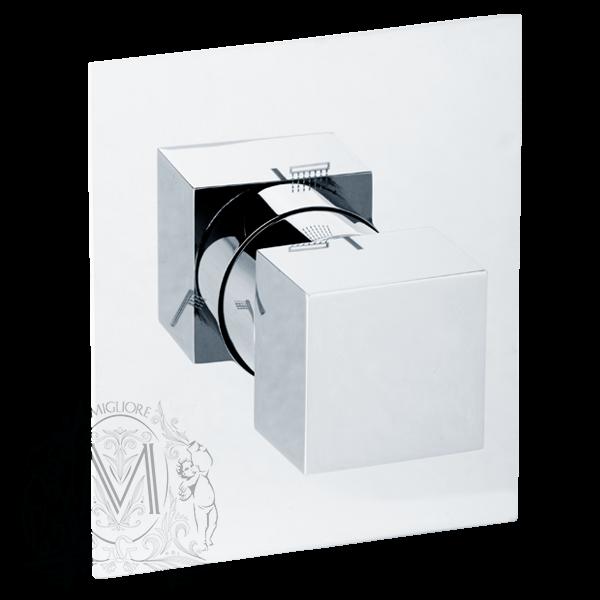 Migliore Kvant смеситель для ванны и душа ML.KVT-2727.CR ФОТО