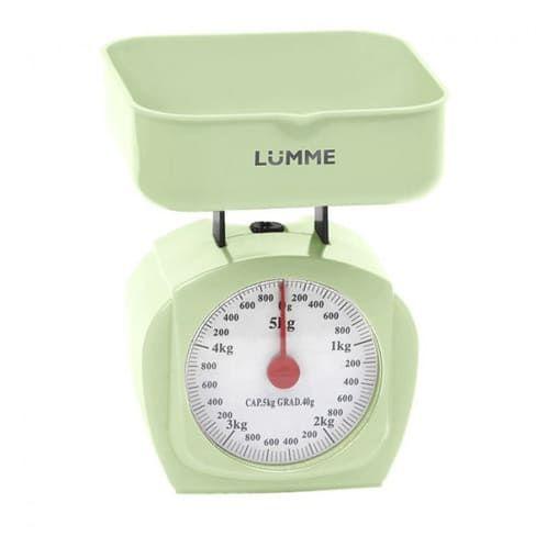 Весы кухонные Lumme LU-1302