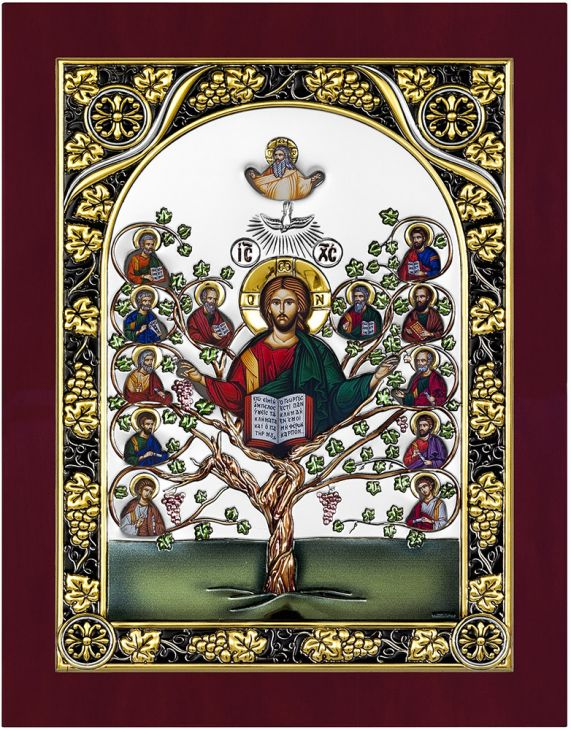 Икона Древо Жизни (Италия)