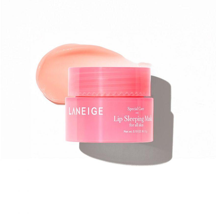 Laneige  Увлажняющая ночная маска для губ Lip Sleeping Mask mini