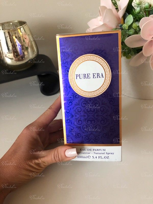 FRAGRANCE WORLD - PURE ERA
