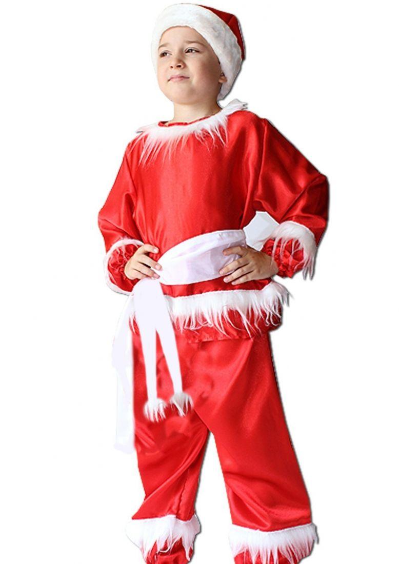 Детский костюм Морозко