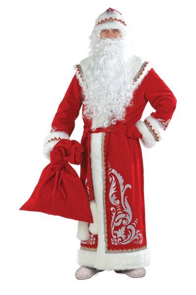 Костюм Дедушки Мороза