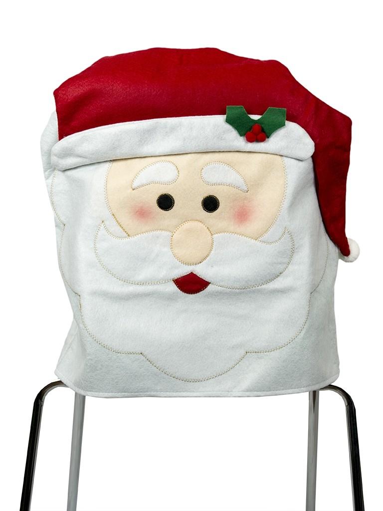 Накидка на стул Санта