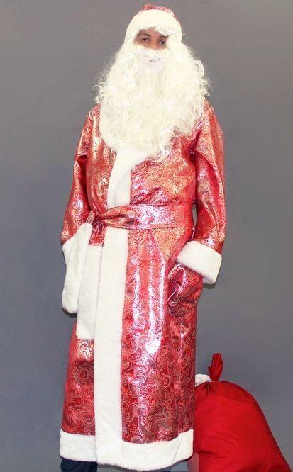Костюм Блестящего Деда Мороза