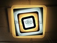 Управляемый светодиодный светильник GEOMETRIA 505 102Вт-6100Лм 500мм пульт 6/3/4000K Oreol