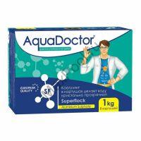 Коагулирующее средство в картушах AquaDoctor Superflock 1 кг