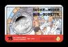 75 лет комиксам «Суске и Виске» 5 евро Бельгия 2020 на заказ