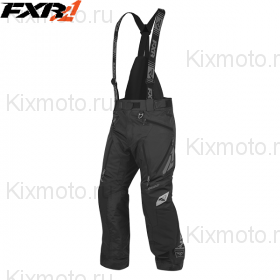 Полукомбинезон FXR Renegade Lite - Black мод. 2019