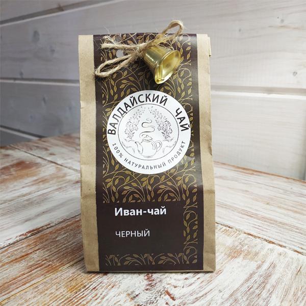 Иван-чай черный ферментированный