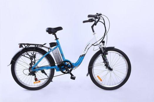 Электровелосипед Elbike Galant Big