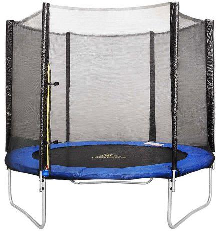 Батут DFC Trampoline Fitness 10 футов с сеткой (305 см)