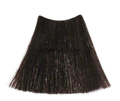 Краситель стойкий  для волос без аммиака 4.0  Тёмный шатен 100 мл. VELVET COLOUR