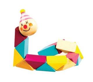 Логическая игрушка  Клоун