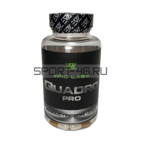 SARMs Quadro Pro (Epic Labs) 60 caps