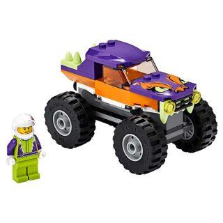 Констр-р LEGO Город Great Vehicles Монстр-трак