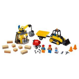 Констр-р LEGO Город Great Vehicles Строительный бульдозер
