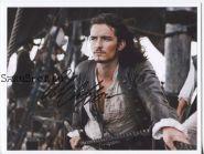 Автограф: Орландо Блум. Пираты Карибского моря: Сундук мертвеца