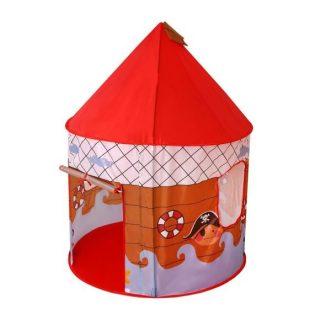 ДЕФЕКТ УПАКОВКИ Палатка игровая Пират 100х135 см, в чехле