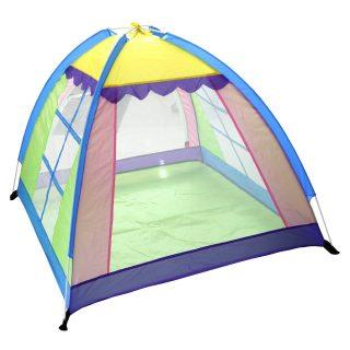 Палатка игровая 4-х гранная, 110*110*120 см, сумка на молнии