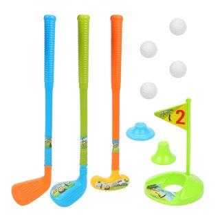 Набор для игры в гольф, 11 предм., дл.клюшки 43,5 см