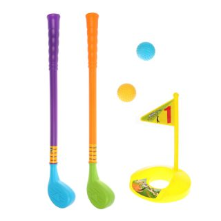 Набор для игры в гольф, 6 предм., дл.клюшки 59 см
