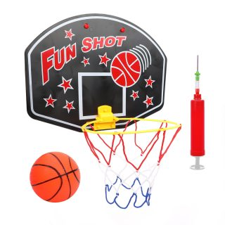 Набор для игры в баскетбол Бросок, 4 предм., пакет
