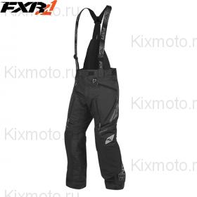 Полукомбинезон FXR Renegade X - Black мод. 2019