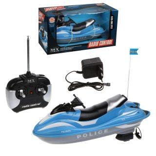 Водный скутер р/у, 4 канала, аккум., эл.пит.9V*1шт.не вх.в комплект, коробка