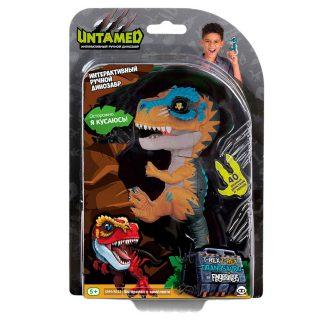 Интерактивный динозавр Скретч, 12 см