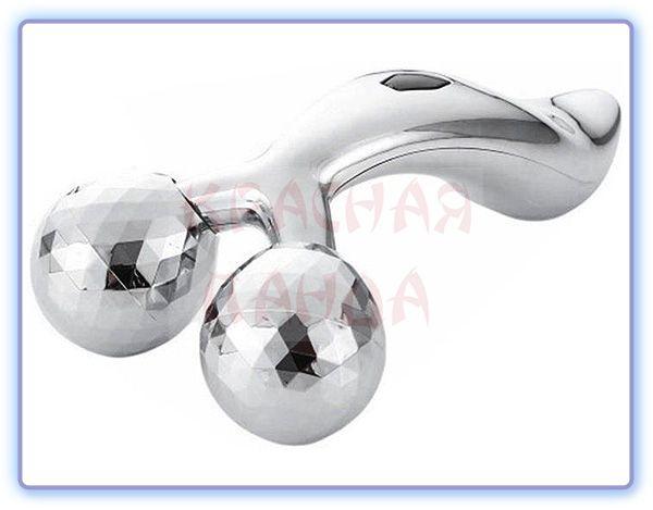 Лифтинг-массажер 3D Роллер для лица и тела Vikola