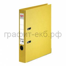 Файл А4 5см Herlitz желтый 10834778
