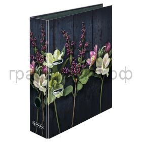 Файл А4 8см Blossoming in style Blossoms Symphony Herlitz 50017157