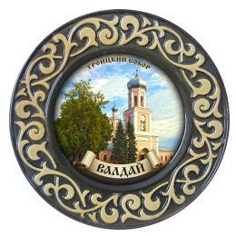 """Тарелка """"Троицкий собор"""""""
