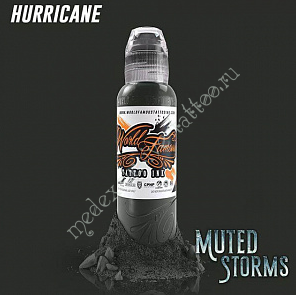 Hurricane (POCH MUTED STORM SET) 30мл