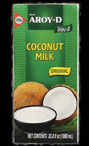 Кокосовое молоко AROY - D, 1л.